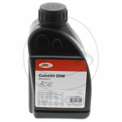 OLIO FORCELLA 20W MINERALE 0,5L 558.61.51 HARLEY 883 XLL Super Low 2011-2011