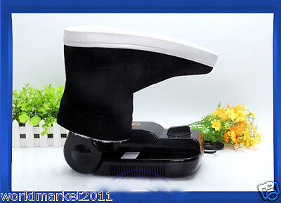 Environmental Mult-Functional Electric Dryer Shoes stoving Machine Black