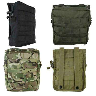Kombat Large Molle Utility Pouch Airsoft Army Military Style Airsoft Pouch