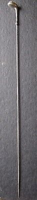 """A Charles Horner Hm Silver 10 Inch """"golf Club"""" Hatpin No Reserve"""