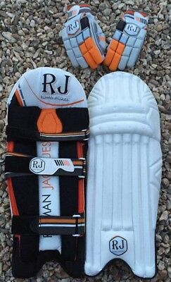 Roman Jacques Youth Cricket Pads & Gloves
