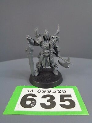 Warhammer Age of Sigmar Quest Silver Tower Chaos Darkoath Chieftain 635