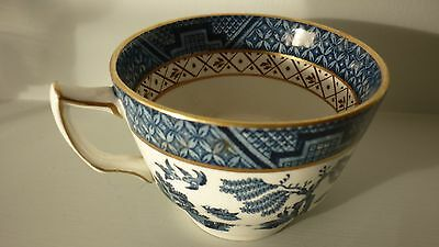 """1950s vintage Booths """"Old Willow"""" Pattern A8025  tea cup"""