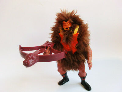Masters Of The Universe Grizzlor Vintage Action Figur He Man Motu