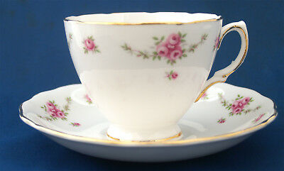 Royal Osborne - Princess - Cup & Saucer x 3