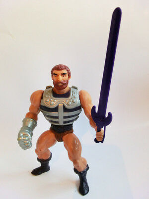 Masters Of The Universe Fisto Vintage Action Figur He Man Motu