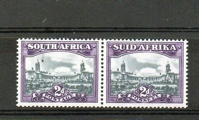 "SOUTH AFRICA 1945 2d SG107 ""FALLING STAR"" VARIETY U/M"
