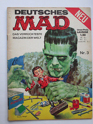 MAD (bsv/Williams)   Band 1 (1967) bis Band 40  Zustand 1-3
