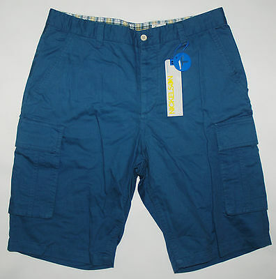 Nickelson  Mens  Shorts In Ocean Size L Nwt