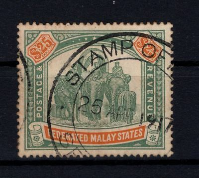 P42450/ Federated Malay States – Sg # 51 Obl / Used 70 €