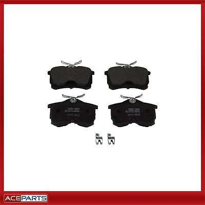 EuroBrake Rear Disc Brake Pads Set - 5502222631