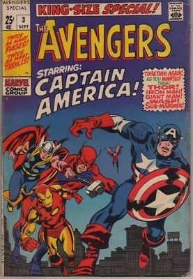 Avengers King-Size Special 3