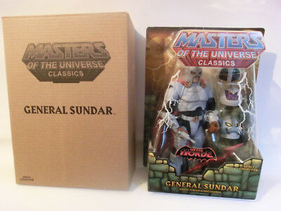 Masters Of The Universe Classics General Sundar Actionfigur Heman Motu