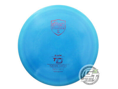 USED Discmania S-Line TD Rush 175g Blue Red Foil Fairway Driver Golf Disc