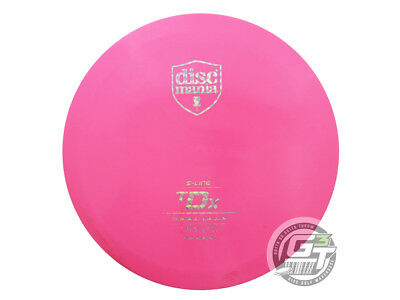 USED Discmania S-Line TDx 175g Pink Prism Foil Fairway Driver Golf Disc