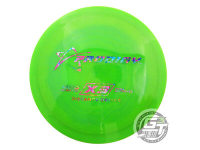 USED Prodigy Discs 400 X3 174g Green Swirl Distance Driver Golf Disc