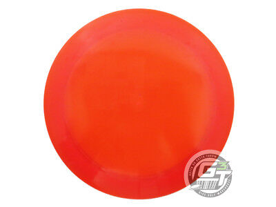 USED Discraft CryZtal Nuke 174g Bright Red Distance Driver Golf Disc