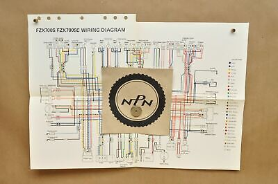 Wire Diagram 2000 Yamaha Riva - Wiring Diagram on