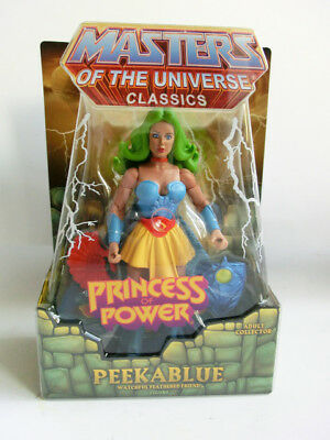 Masters Of The Universe Classics Peekablue Actionfigur Heman Motu Princess Of