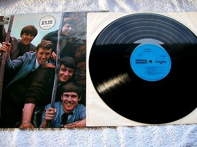 THE ANIMALS st LP UK REGAL STARLINE REISSUE IN G&L LAMINATED FLIP BACK COVER