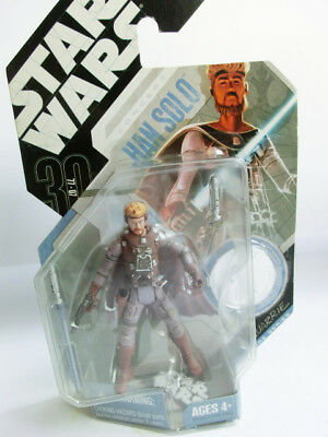 Star Wars 30Th Concept Han Solo  Action Figur Mosc Neu Ovp Mc Quarrie