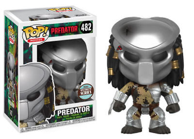 Funko Pop! Movies: Predator Masked Specialty Series Figure (October Release)