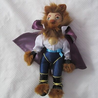 """Disney Beauty And The Beast The Broadway Musical Plush Doll 14"""""""