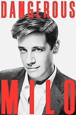 Milo Yiannopoulos - Dangerous (Hard Cover Book) • NEW