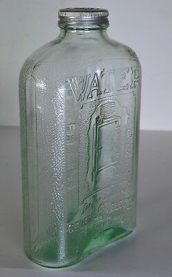 Vintage GE Monitor top Refrigerator WATER Bottle RETRO Kitchen GENERAL ELECTRIC