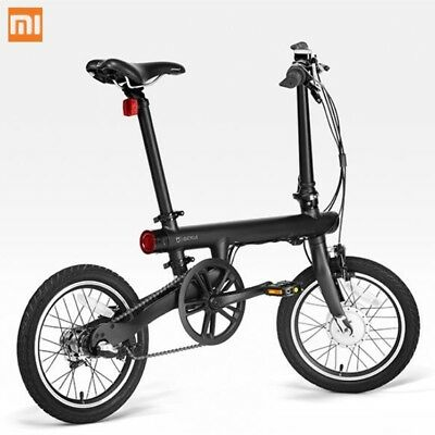 Xiaomi Smart Electric Folding Bike Bluetooth Aluminum Alloy Frame Black/White