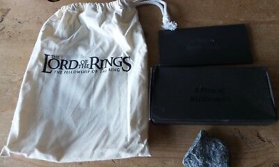 Lord Of The Rings Cast & Crew Promotional Promo  Rock Bag Swag