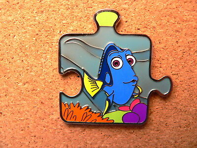 Dory Disney Pin - Finding Nemo Character Connection Mystery Puzzle LE 900