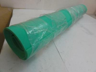 41328 New-No Box, Habasit V570X8475G Green Belt, T05JC Material, 570mm Width