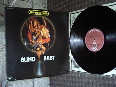 The New Birth. Blind Baby LP. Buddah BDS 5626. 1975. VG.