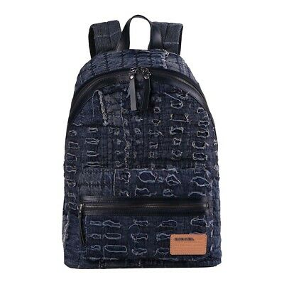 Diesel D-roppongy Back One Size Medieval Blue