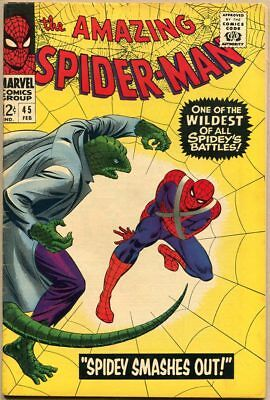 Amazing Spider-Man #45 - FN-