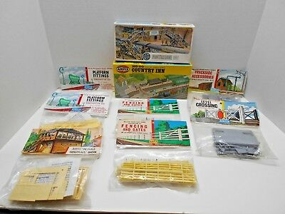Airfix, Oo Scale, Railway Kits & Accessories, Vintage, Nib