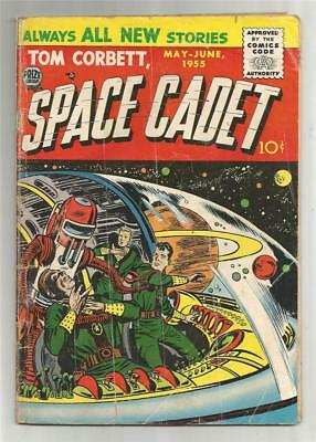 Space Cadet #1, May-June 1955