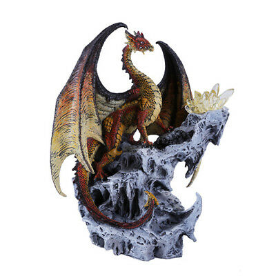 HYPERION DRAGON WITH LED Figurine Figure Ruth Thompson statue