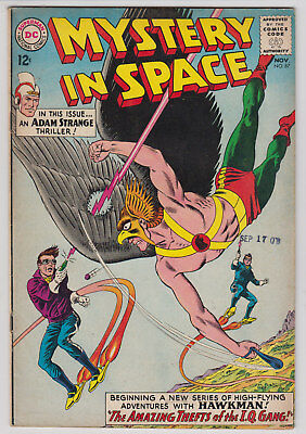 Mystery in Space 87 FN  Hawkman