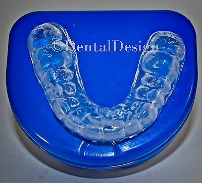 Custom Professional Fit Teeth Grinding Clenching Dental SOFT THICK Bite Guard