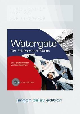 Petermann, Heiko: Watergate (DAISY Edition)