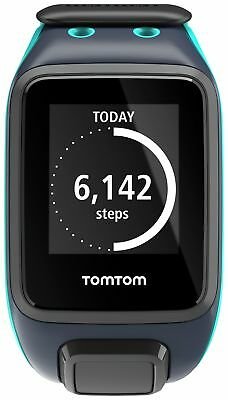 TomTom Runner 2 Cardio + Music - Blue. From the Official Argos Shop on ebay