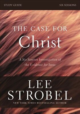 Case for Christ Rev Study Guide PB (The Case for...) (Paperback),. 9780310698500