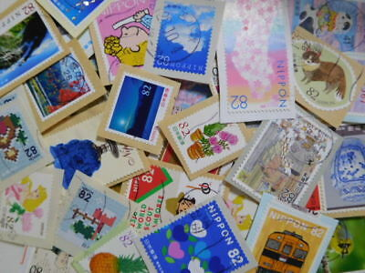 Japan Stamps ( Commemo.prefectural.greeting & Etc ) Used On Paper 1000+++③