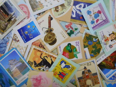 Japan Stamps ( Commemo.prefectural.greeting & Etc ) Used On Paper 1000+++⑧