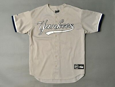 Shirt Majestic New York Yankees Baseball Jersey Mlb Size Xl