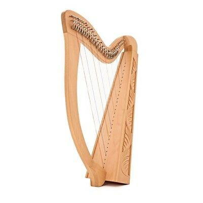29 String Harp with Levers by Gear4music