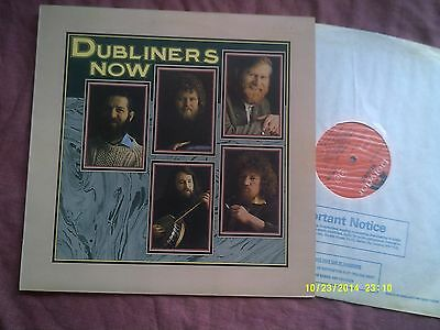 Dubliners Now 1975 Polydor Lp
