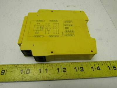 Sick UE 10-30S3DO Intelliface 24VDC <20ms Response Safety Relay